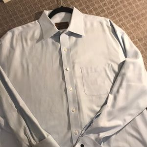 EUC French cuff shirt